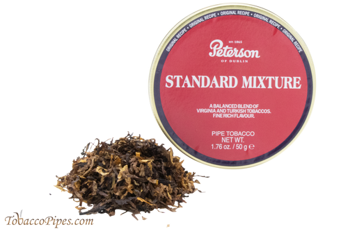 Peterson Standard Mixture Pipe Tobacco