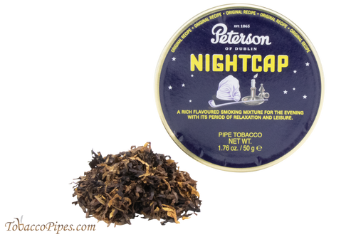 Peterson Nightcap Pipe Tobacco