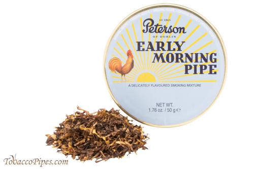 Peterson Early Morning Pipe Tobacco