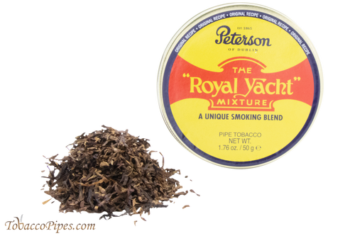 Peterson The Royal Yacht Mixture Pipe Tobacco