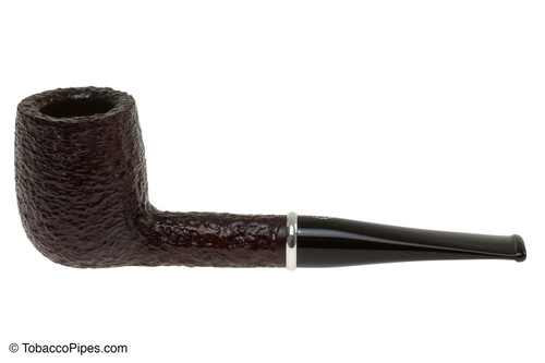 Savinelli Arcobaleno 111 KS Red Tobacco Pipe - Rustic Left Side