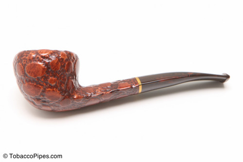 Savinelli Alligator Brown Briar Pipe 316 Tobacco Pipe Left Side