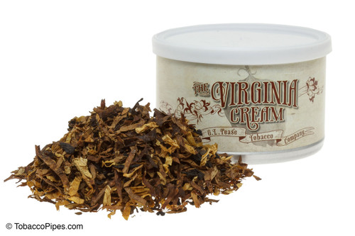 G. L. Pease Virginia Cream Pipe Tobacco