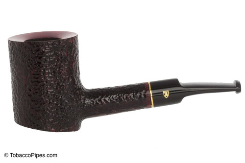 Savinelli Roma 311 KS Tobacco Pipe - Black Stem Left Side