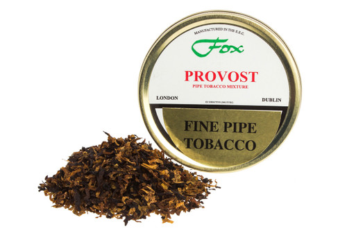 J.J. Fox Provost Mixture Pipe Tobacco Tin - 50g