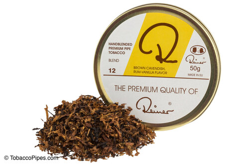 Reiner Yellow Label Pipe Tobacco Tin - 50g