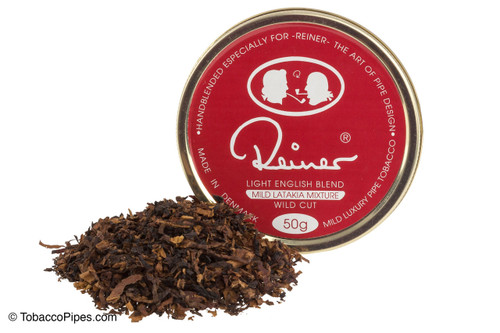Reiner Red Label Pipe Tobacco Tin - 50g
