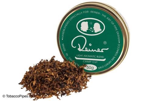Reiner Green Label Pipe Tobacco Tin - 50g