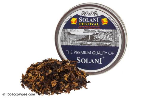 Solani Festival Blend No. 333 Pipe Tobacco Tins