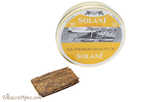 Solani Yellow Label Blend No. 633 Pipe Tobacco