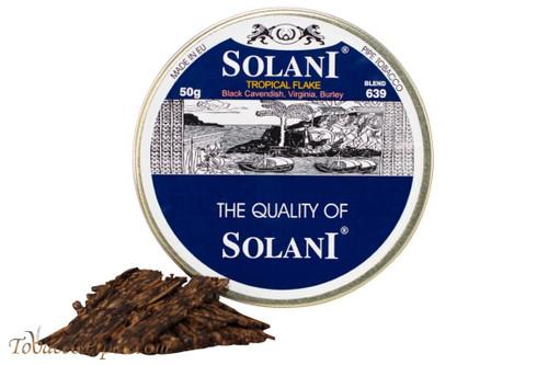 Solani Tropical Mango Flake Blend No. 639 Pipe Tobacco
