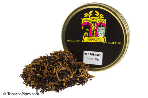 Rattray's Black Mallory Pipe Tobacco Tins