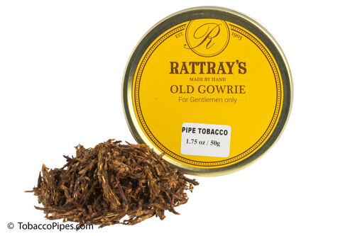 Rattray's Old Gowrie Pipe Tobacco Tins