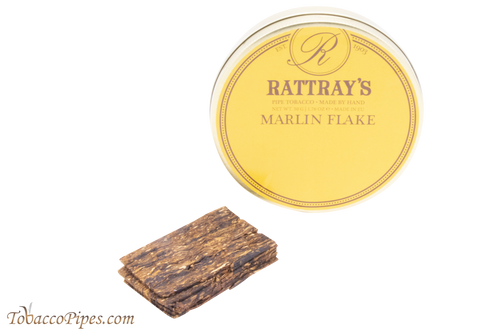 Rattray's Marlin Flake Pipe Tobacco