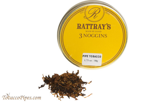 Rattray's 3 Noggins Pipe Tobacco