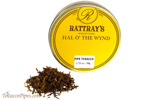 Rattray's Hal O' Wynd Pipe Tobacco Tin - 50g