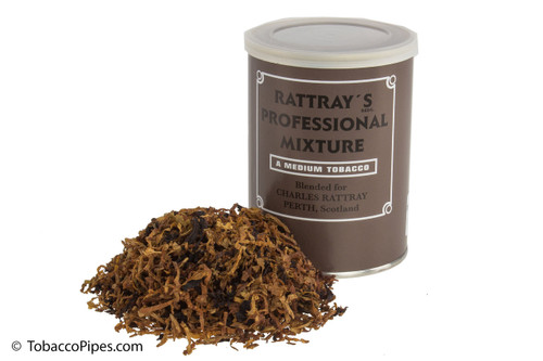 Rattray's Professional Mixture Pipe Tobacco Tin - 100g