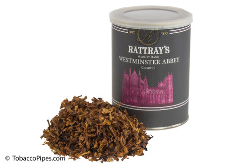Rattray's Westminster Abbey Pipe Tobacco Tin - 100g