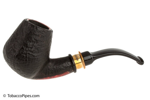 4th Generation 1855 Tobacco Pipe - Dark Porter Left Side