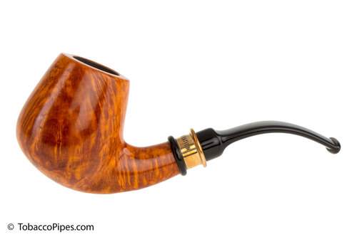4th Generation 1855 Tobacco Pipe - Vintage Natural Left