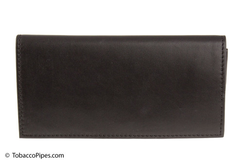4th Generation Roll Up Tobacco Pouch - Kenko Black Front