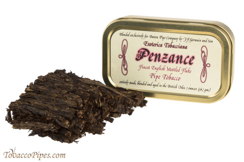 Esoterica Penzance Pipe Tobacco Tins Open