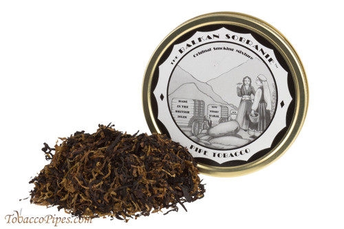 Balkan Sobranie Mixture Tobacco Tin 50g Tobacco