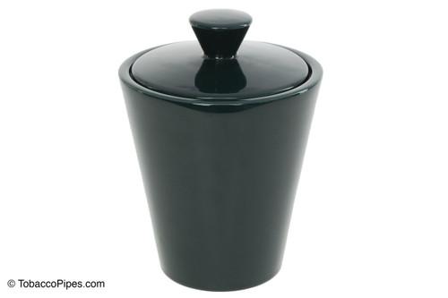 Savinelli Green Ceramic Tobacco Jar