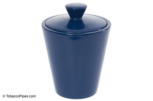 Savinelli Blue Ceramic Tobacco Jar