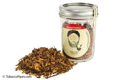 BriarWorks Pete's Beard Blend Tobacco Jar - 2 oz