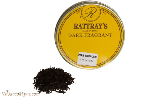 Rattray's Dark Fragrant Pipe Tobacco Front