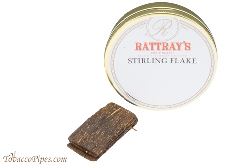 Rattray's Stirling Flake Pipe Tobacco