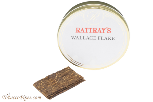 Rattray's Wallace Flake Pipe Tobacco