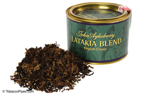 John Aylesbury Latakia Blend Pipe Tobacco Tin - 100g