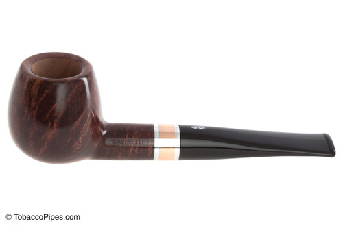 Savinelli Marte 207 Tobacco Pipe - Smooth Left Side