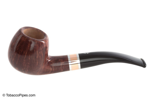 Savinelli Marte 626 Tobacco Pipe - Smooth Left Side