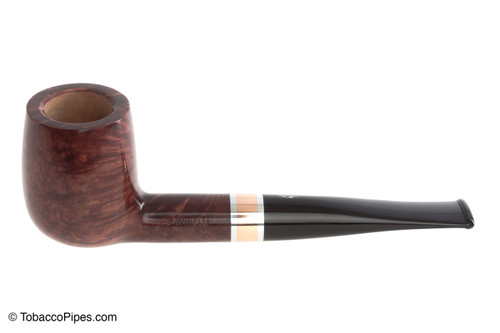 Savinelli Marte 128 Tobacco Pipe - Smooth Left Side