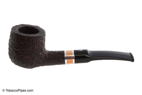 Savinelli Marte 121 KS Tobacco Pipe - Rustic Left Side