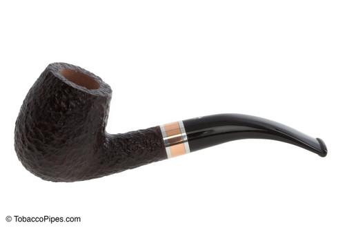 Savinelli Marte 670 KS Tobacco Pipe - Rustic Left Side