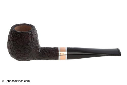 Savinelli Marte 207 Tobacco Pipe - Rustic Left Side