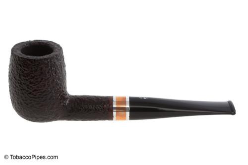 Savinelli Marte 128 Tobacco Pipe - Rustic Left Side