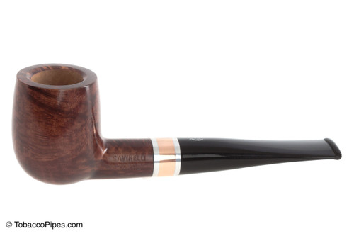 Savinelli Marte 106 Tobacco Pipe - Smooth Left Side