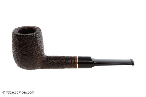 Savinelli Tre 114 KS Tobacco Pipe - Rustic Left Side