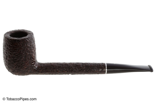 Savinelli Tre 802 Tobacco Pipe - Rustic Left Side