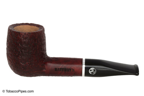 Rattray's Goblin 100 Tobacco Pipe - Sandblast Left Side