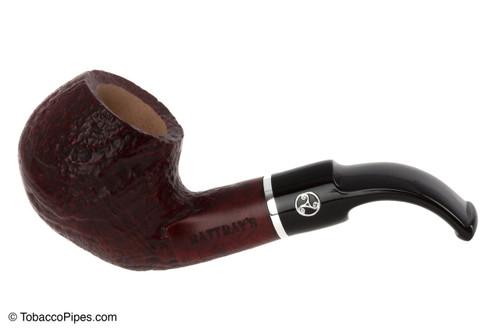 Rattray's Goblin 99 Tobacco Pipe - Sandblast Left Side