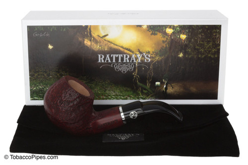 Rattray's Goblin 99 Tobacco Pipe - Sandblast