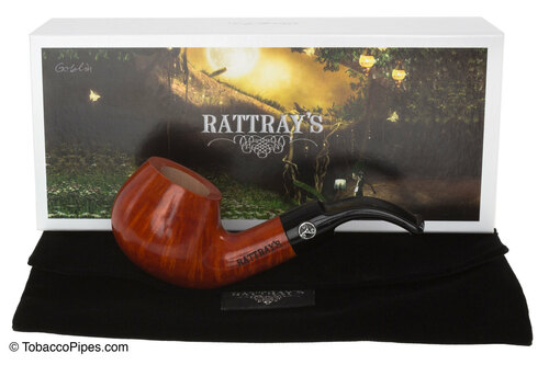 Rattray's Goblin 99 Tobacco Pipe - Light Smooth