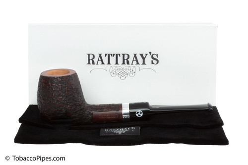 Rattray's Craggy Root 58 Tobacco Pipe