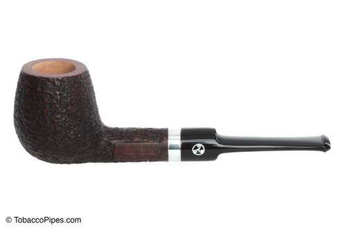 Rattray's Craggy Root 58 Tobacco Pipe Left Side